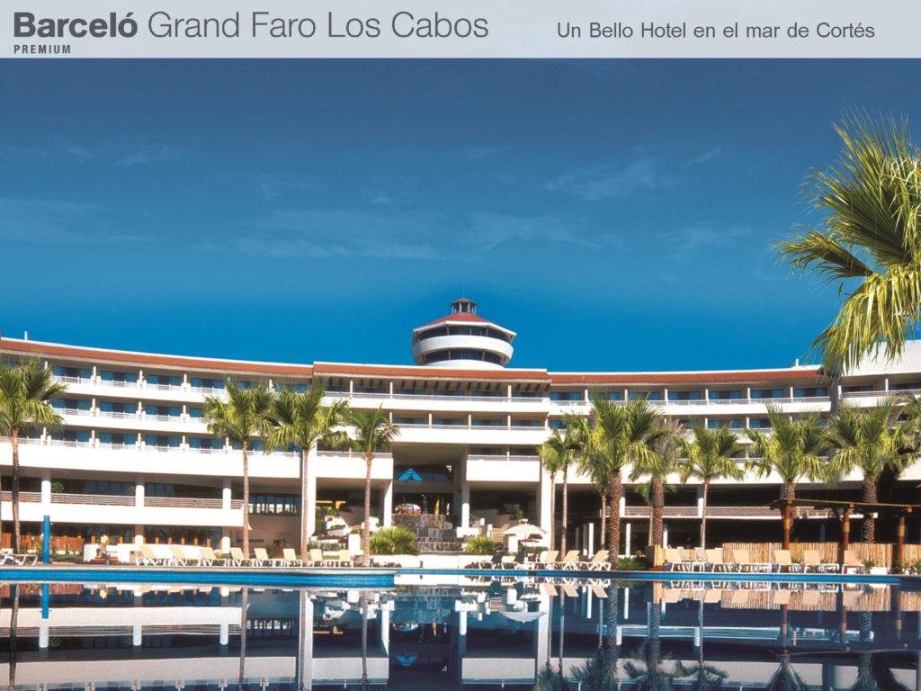 Barceló Grand Faro Los Cabos