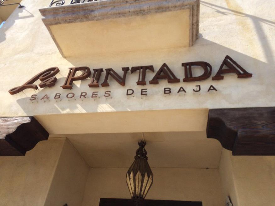 LA PINTADA